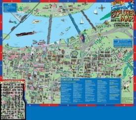 Louisville Maps Kentucky US Maps of Louisville