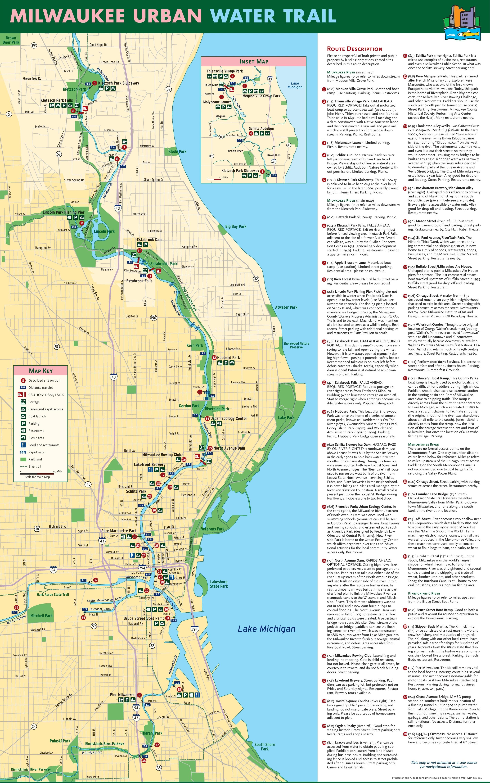 Milwaukee Maps Wisconsin U S Maps Of Milwaukee