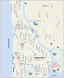 New York City Maps NYC Maps Of Manhattan Brooklyn Queens - New york city map harlem