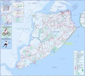 New York City Maps NYC Maps Of Manhattan Brooklyn Queens - Us Map With Cities Printable