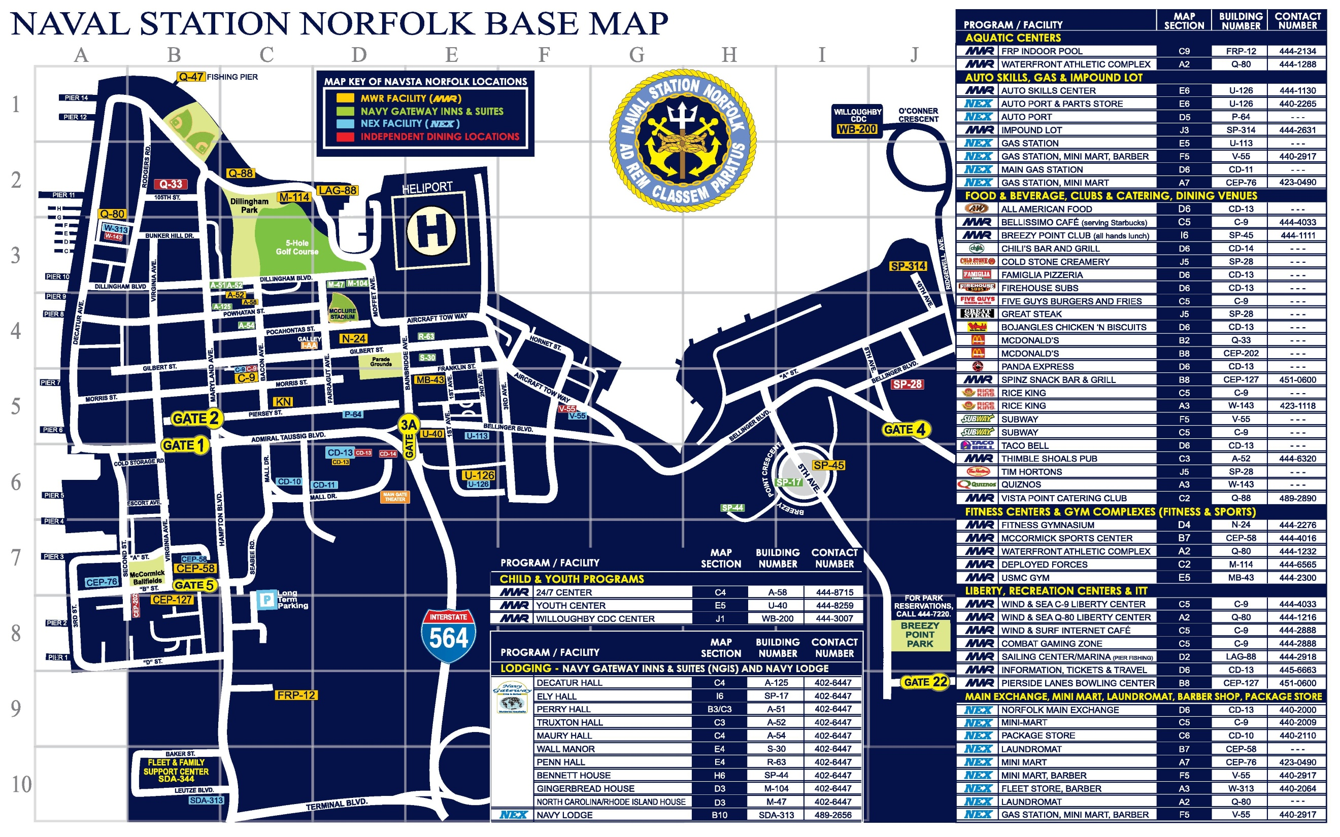 Norfolk Maps | Virginia, U.S. | Maps of Norfolk
