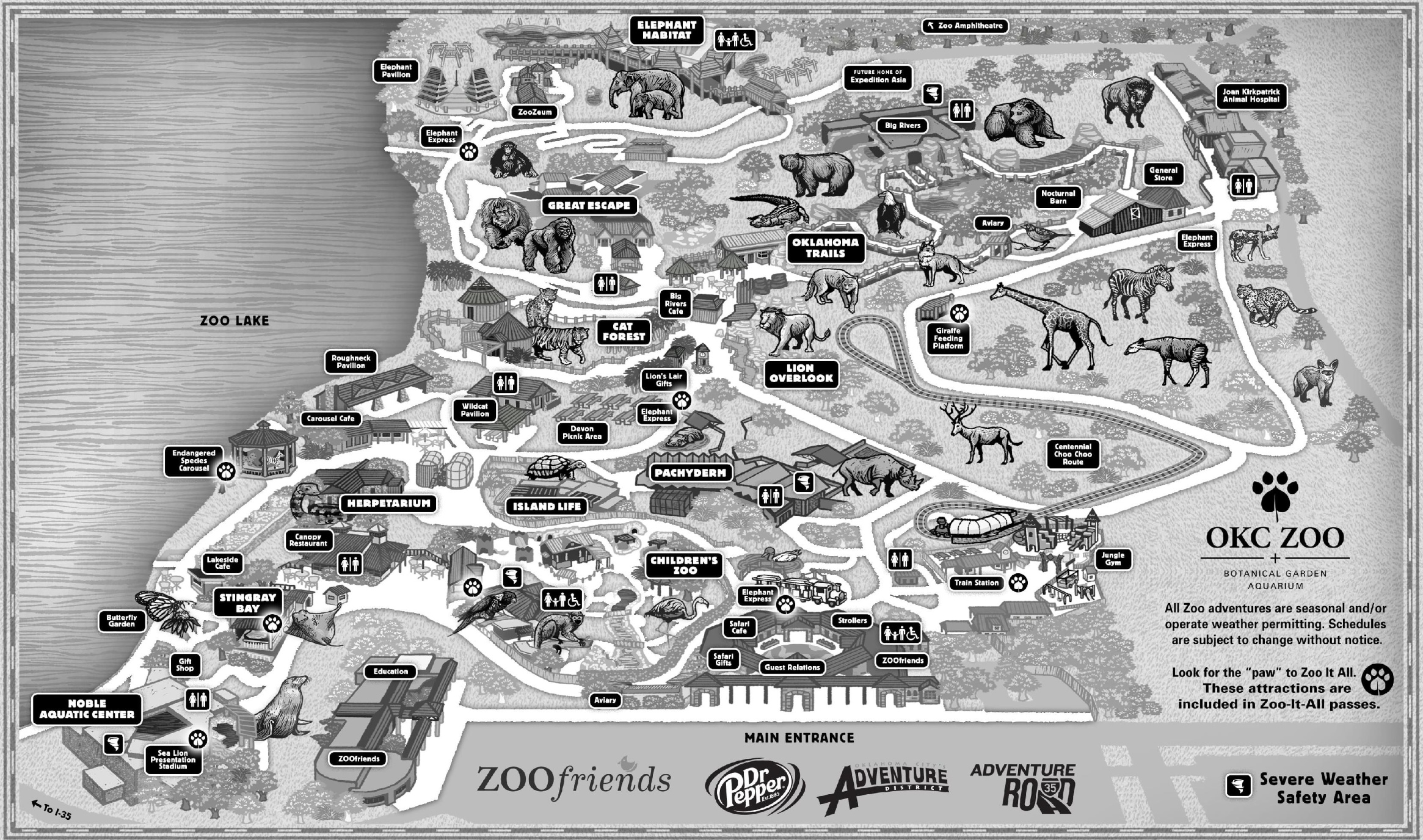 large map of philadelphia html with Oklahoma City Zoo Map on Philadelphia cream cheese 109356 besides Atlanta Sports Fan Recycled Vintage Georgia License Plate Art Braves Hawks Falcons Plus State Map Design Turnpike moreover Tiger Pops in addition Fort Lauderdale Beach Tourist Map besides Tucson Bike Map.