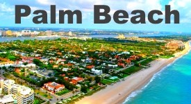 Palm Beach maps