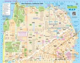 San Francisco street map