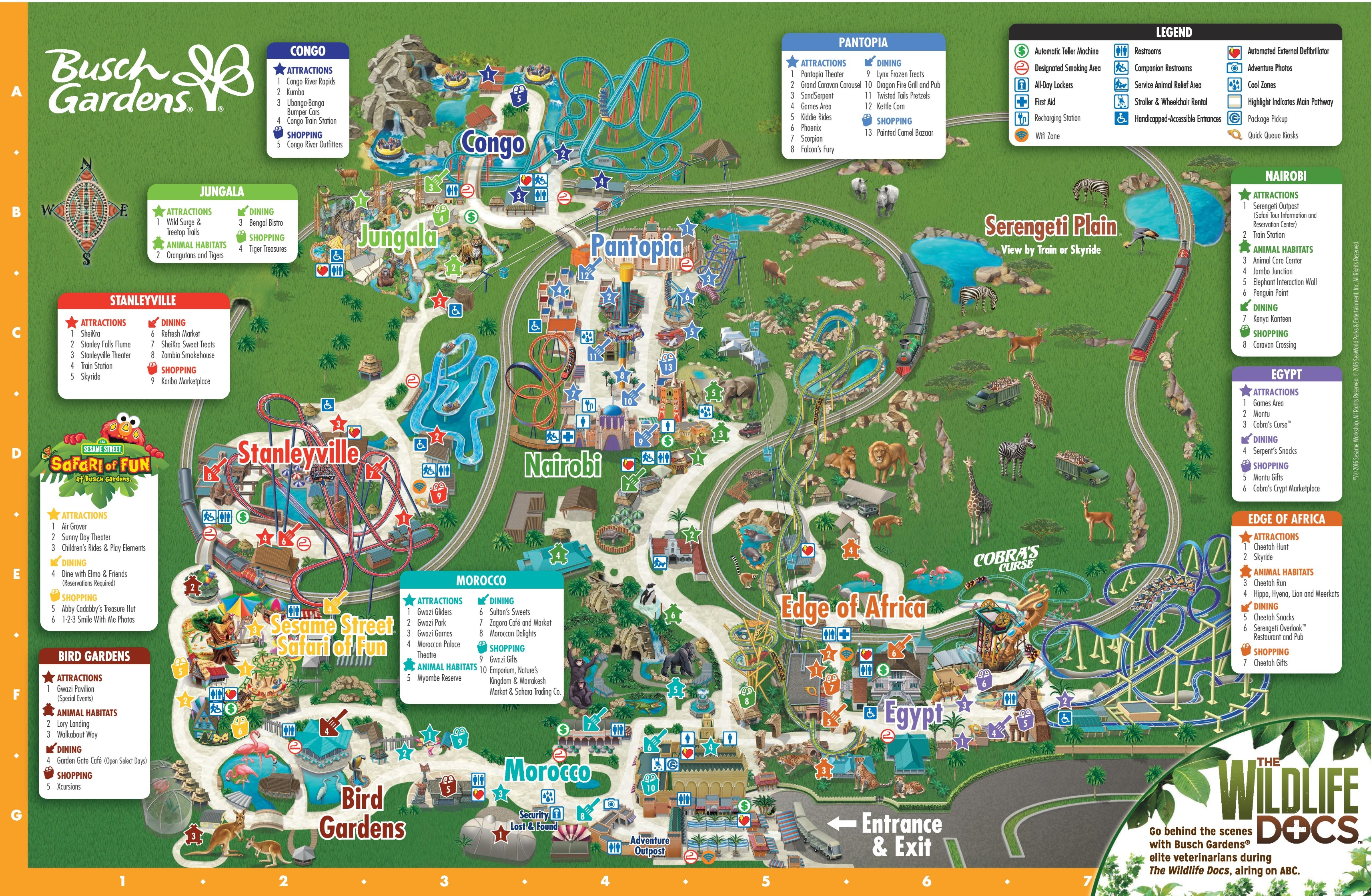 denver city texas map with T A Busch Gardens Park Map on Greater Portland Map as well Aurora Sports Park Field Map as well Smrt  work Map further R66 also Las Vegas Mandalay Bay Hotel Map.
