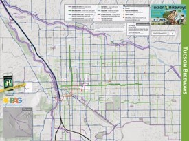 graphic relating to Printable Map of Tucson Az titled Tucson Maps Arizona, U.S. Maps of Tucson