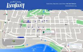 Ventura Downtown Map