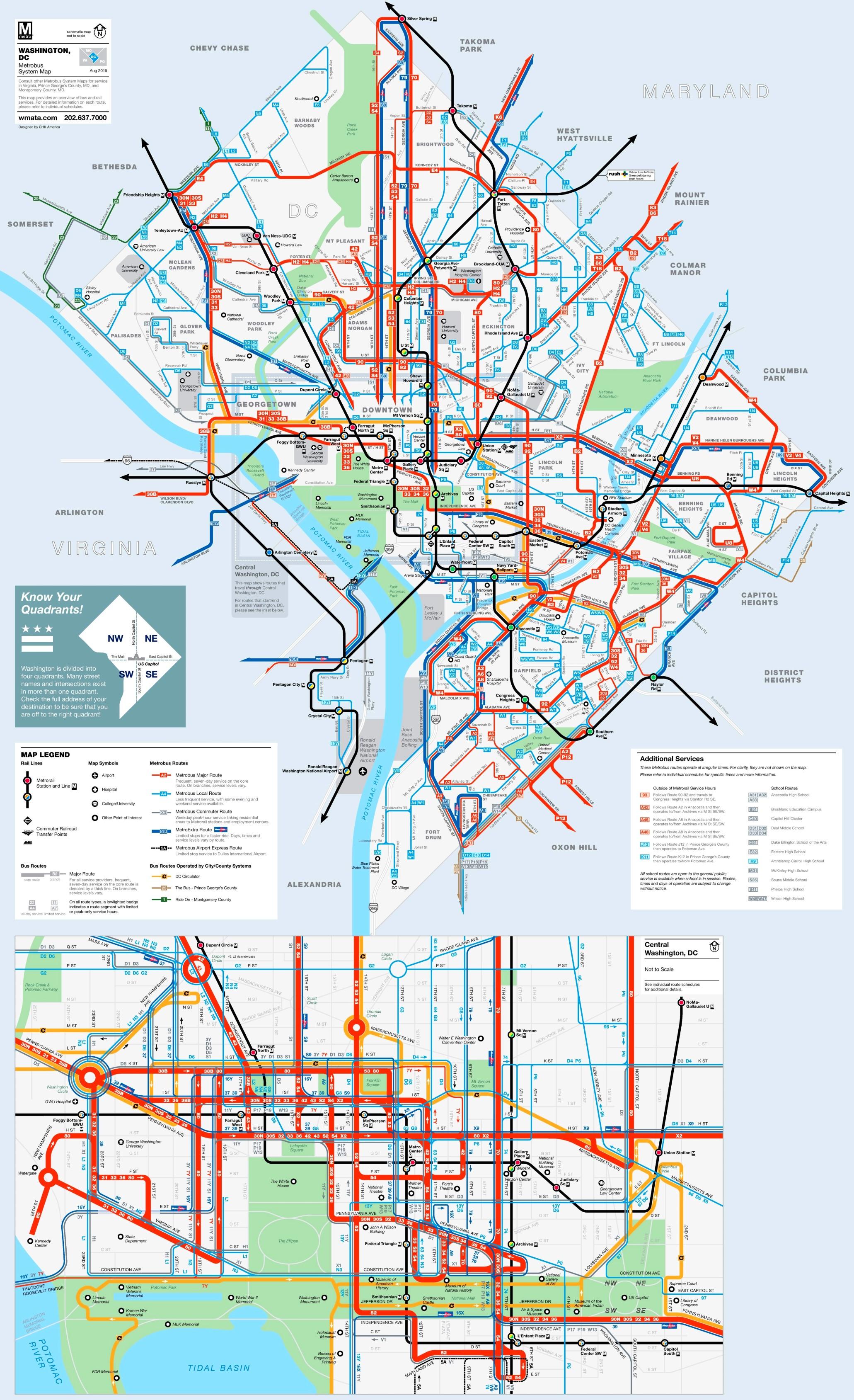 It's just a photo of Printable Washington Dc Metro Map inside tourist