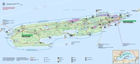 Isle Royale Maps USA Maps of Isle Royale National Park