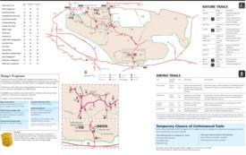 Joshua Tree National Park trail map