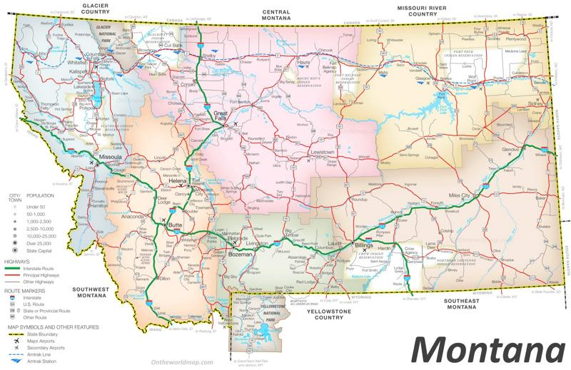 phoenix maryland map with Montana Road Map on Arizona Location On The Us Map in addition Miami Dade Transport Map moreover New Orleans Location On The Us Map in addition Springfield Ma Location On The Us Map likewise Co Castle Road Trip.